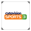 Cytavision Sports 3 Schedule and Live Stream